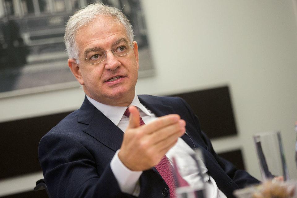 Генеральный директор «Нестле Россия» Маурицио Патарнелло