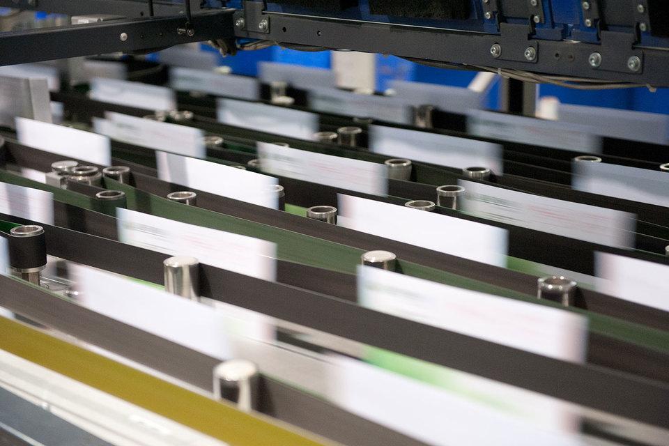 Чтобы усилить контроль над почтовым оборотом, «Почта России» планирует в течение 2016 г. сократить число точек приема корпоративной корреспонденции
