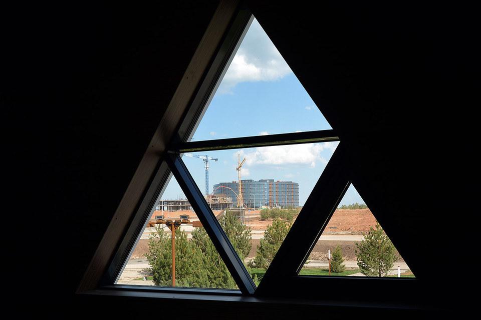 В июне 2012 г. председатель правительства одобрил создание инновационного центра «Иннополис» - нового наукограда в Татарстане
