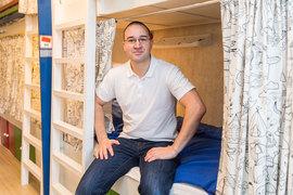 Дмитрий Сельков уволился из Deloitte, чтобы заняться строительством хостелов