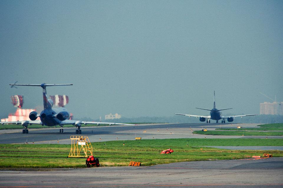 Пассажиропоток в московских аэропортах недостаточно вырос для того, чтобы создавать концессии