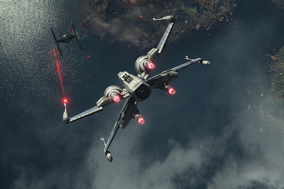 «Звездные войны: Пробуждение силы» – седьмой эпизод фантастической киносаги