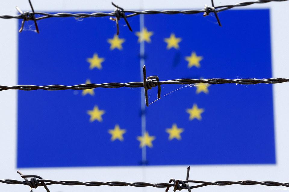 ЕС ввел санкции в отношении России 1 августа 2014 г.