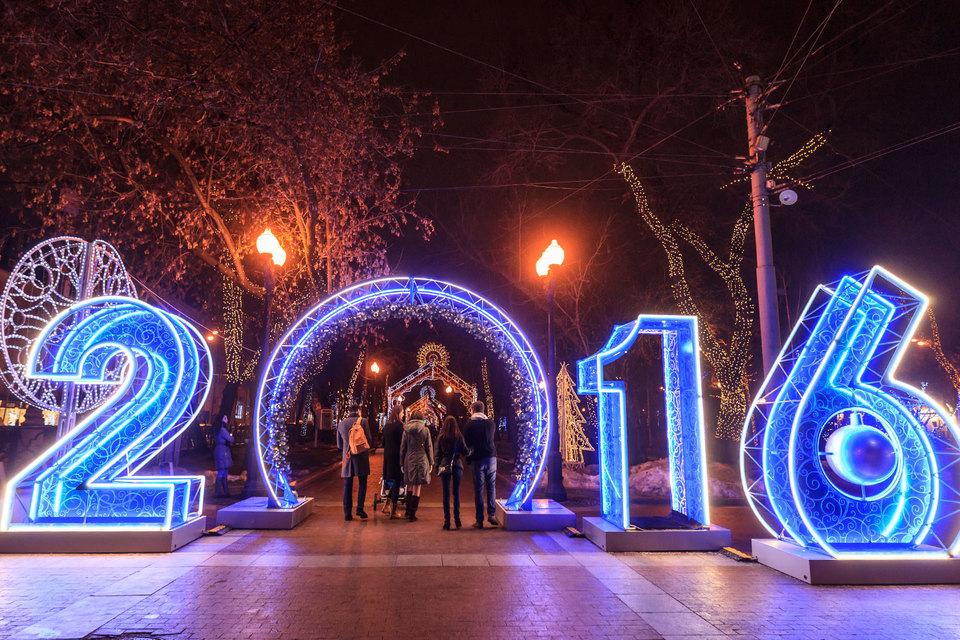 Рестораны Москвы предлагают разные варианты встречи нового года