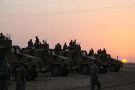 Турецкие войска будут выведены с севера Ирака
