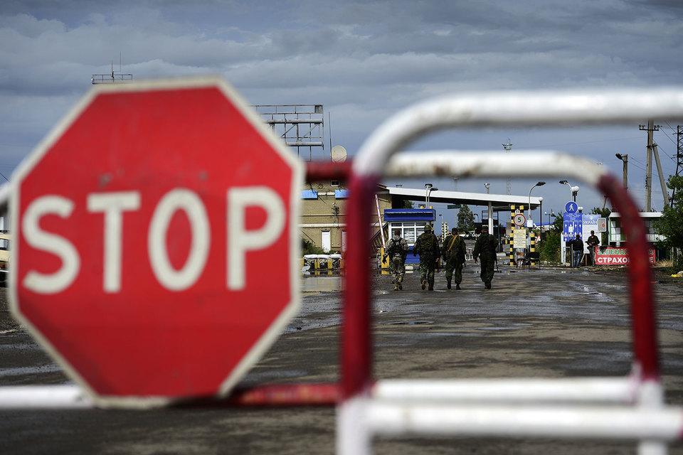 После начала событий на Украине таможенные и другие правоохранительные органы на границе были укреплены и техсредствами, и дополнительным личным составом