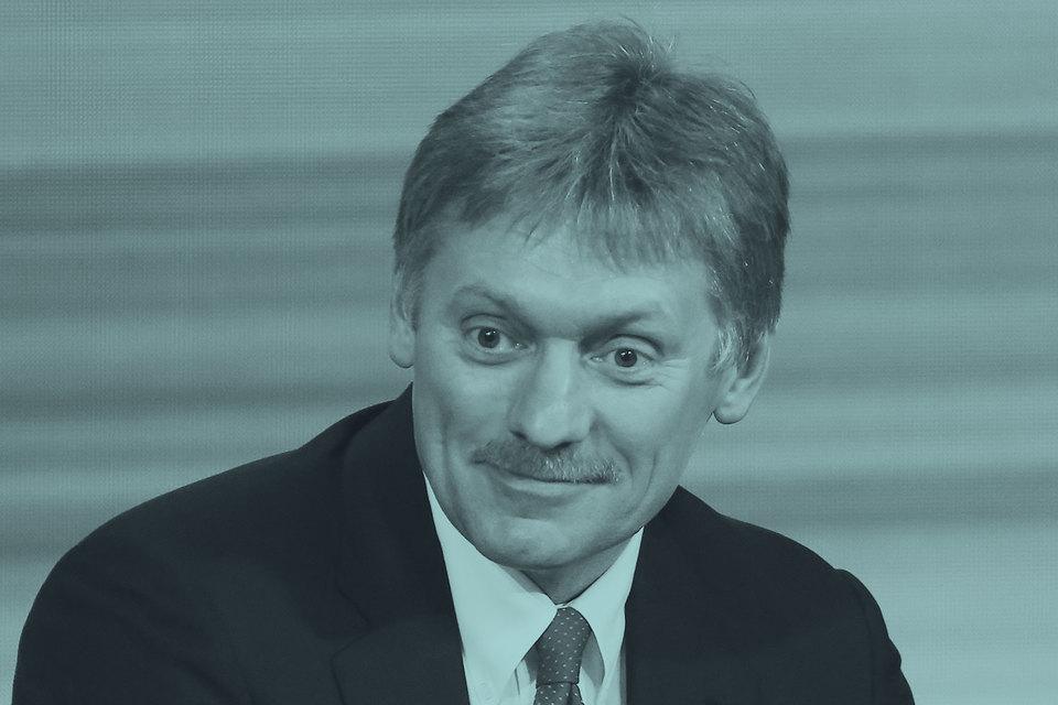 Человек недели: Дмитрий Песков