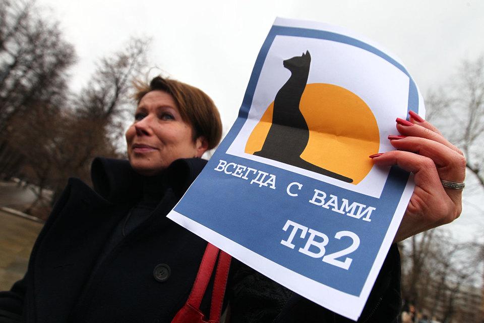 На год работы ТВ2 требует минимум 7 млн руб., рассказал Мучник. Доходов от рекламы не хватает, поэтому телеканал запустил программу по сбору средств от пользователей