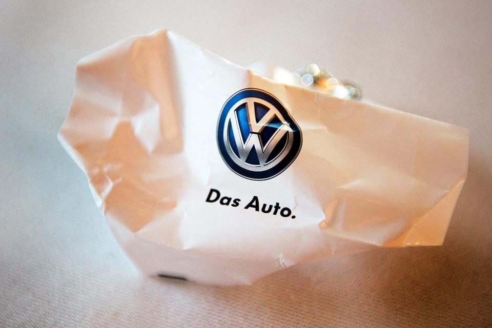 Слоган больше не будет сопровождать логотип VW в новой рекламной кампании