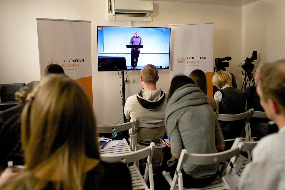 У сотрудников «Открытой России» Михаила Ходорковского проходят обыски