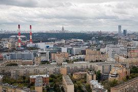 Цены на жилье в Москве удержались от провала в 2015 году