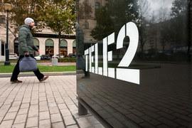 Tele2 занимает у своих