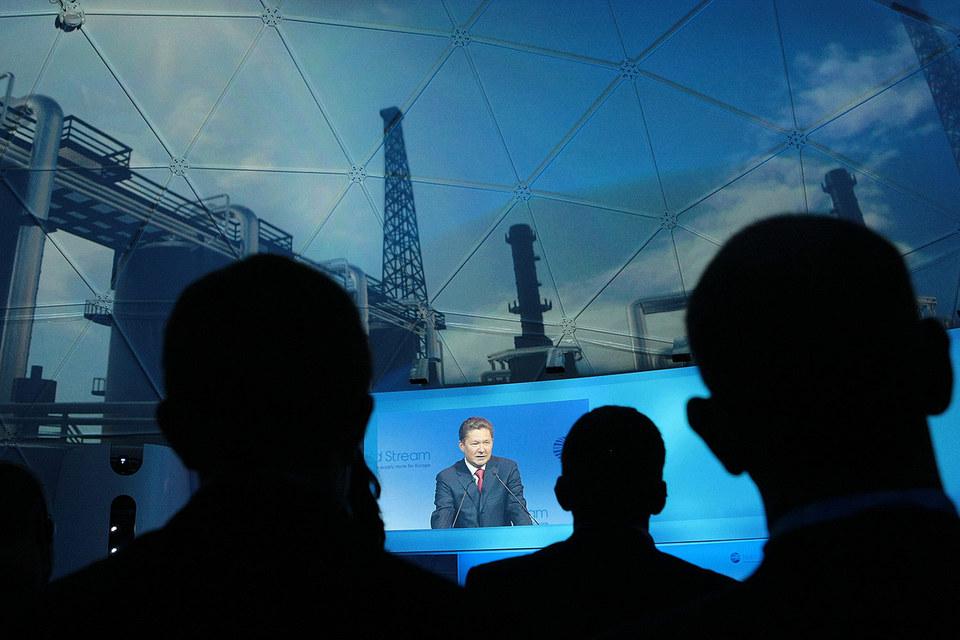 Германия поддержала «Газпром»