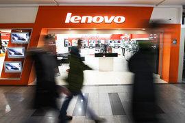 Lenovo заменила собой Samsung в тех каналах, где южнокорейский производитель больше не представлен