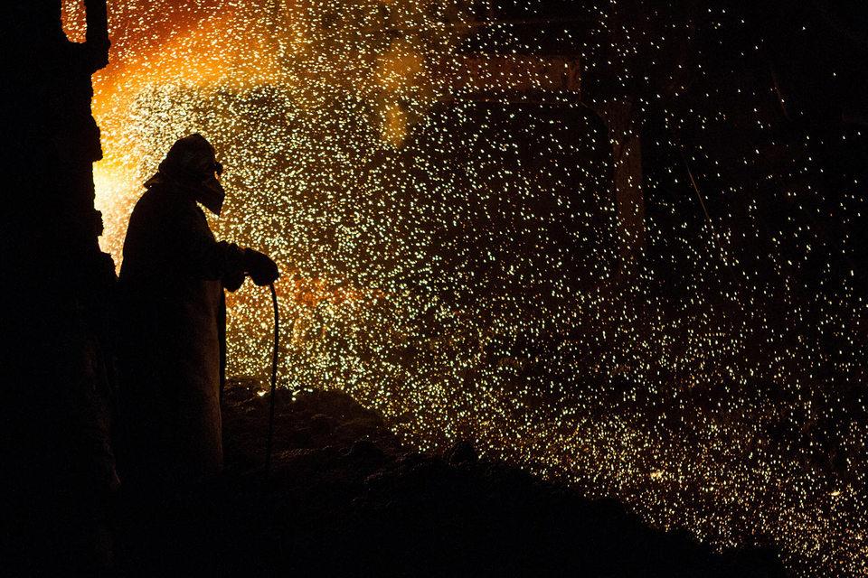 Металл резко подешевел в этом году из-за снижения потребления, в том числе в Китае