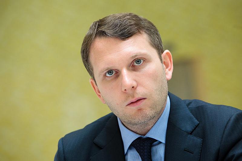 Управляющий партнер Fort Group Максим Левченко