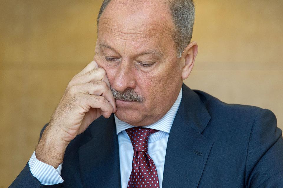 Председатель ВЭБа Владимир Дмитриев