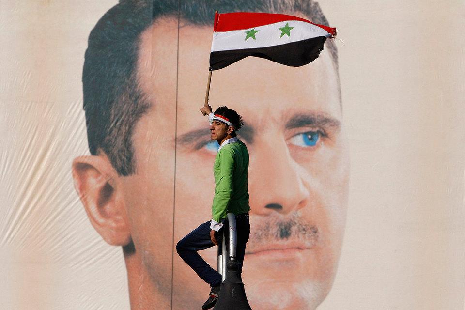 США хотели свергнуть режим Асада изнутри – WSJ