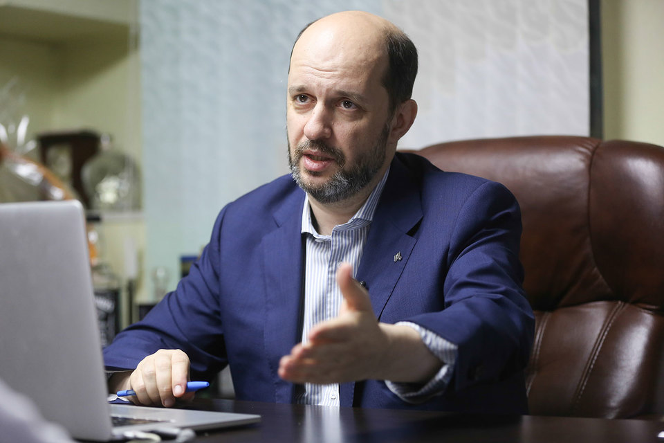 Советник президента по интернету Герман Клименко