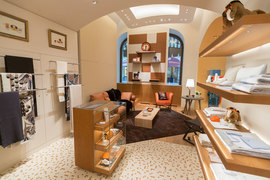 Новый магазин Hermes в ГУМе площадью 740 кв. м – второй по величине в Европе