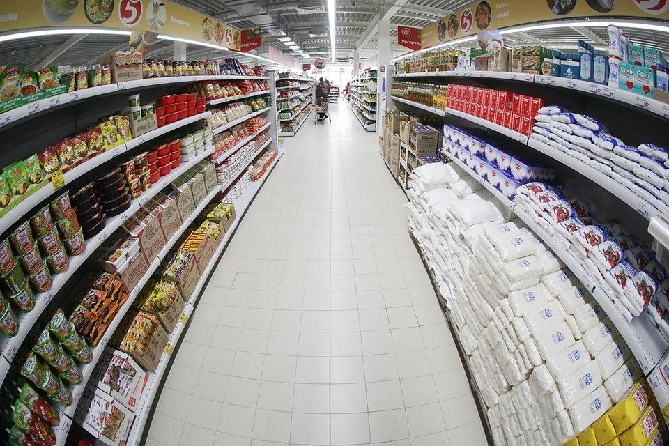 Тратиться на продукты питания так, как до кризиса, россияне смогут лет через пять