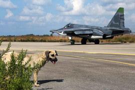 """Ликвидирован Аллюш был в результате авиаудара российских военных самолетов, которые выпустили по меньшей мере 10 ракет по секретной  штаб-квартире """"Джейш аль-Ислам"""""""