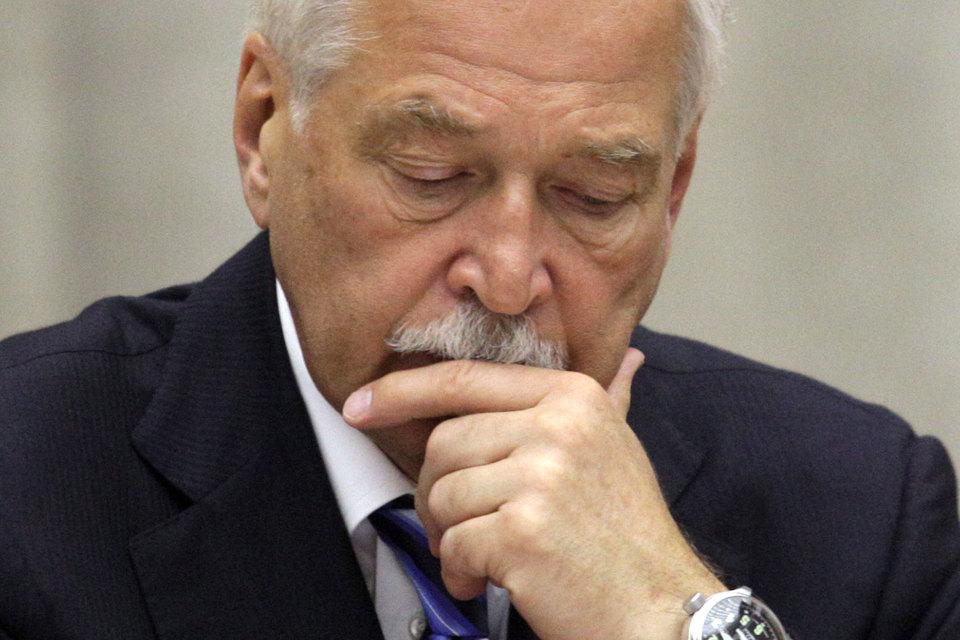 После ухода из Госдумы Грызлов ушел в тень из публичной политики