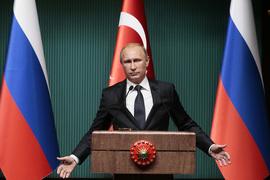 Путин подписал указ о применении специальных экономических мер в отношении Турции