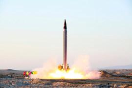 Иран в октябре и ноябре провел два испытательных пуска баллистических ракет