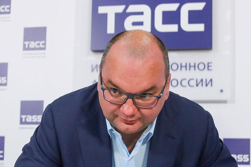 Гендиректор ТАСС и основатель «Михайлов и партнеры» Сергей Михайлов