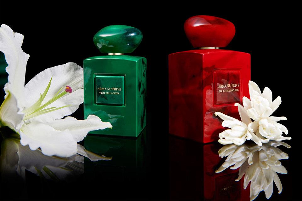 Премьера ароматов Malachite Vert и Malachite Rouge состоялась в России