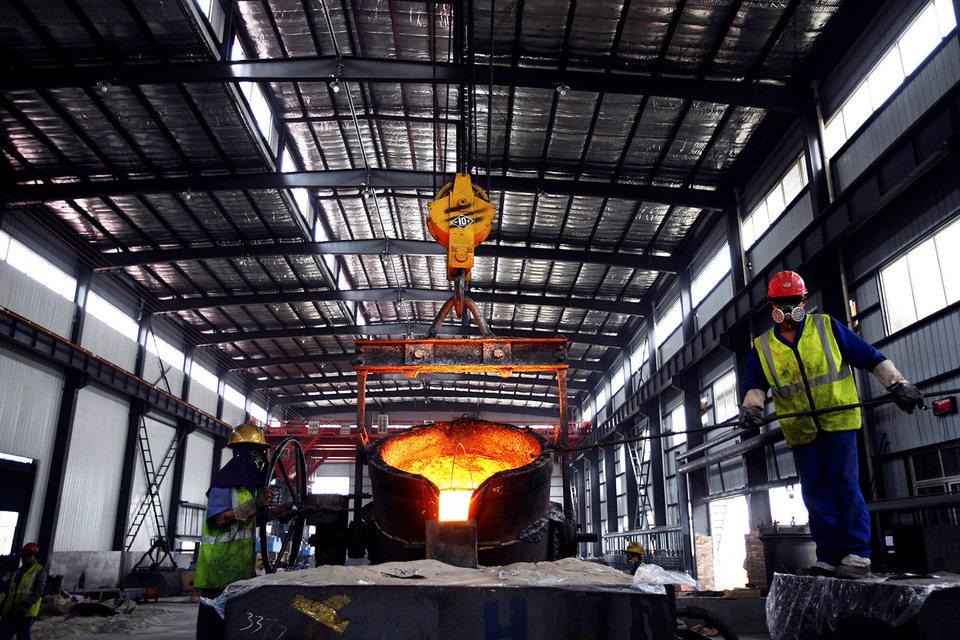 Европейцы призывают Брюссель обуздать китайский стальной демпинг