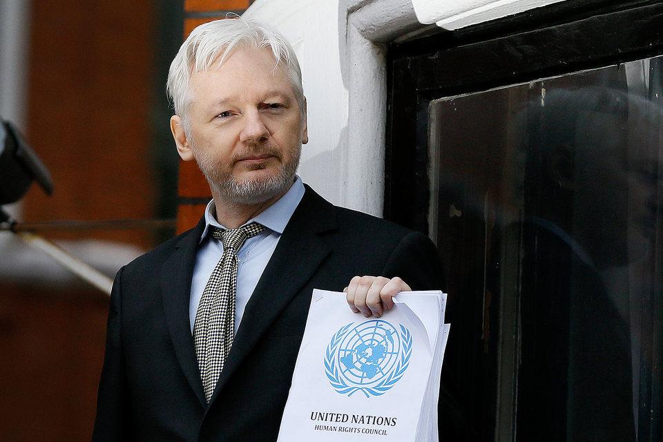 ООН оправдала Ассанжа