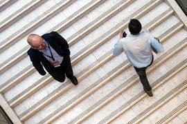 Упорство помогает менеджерам делать карьеру