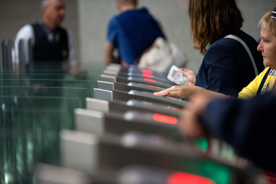 Смартфоны с технологией NFC могут заменить билет в метро