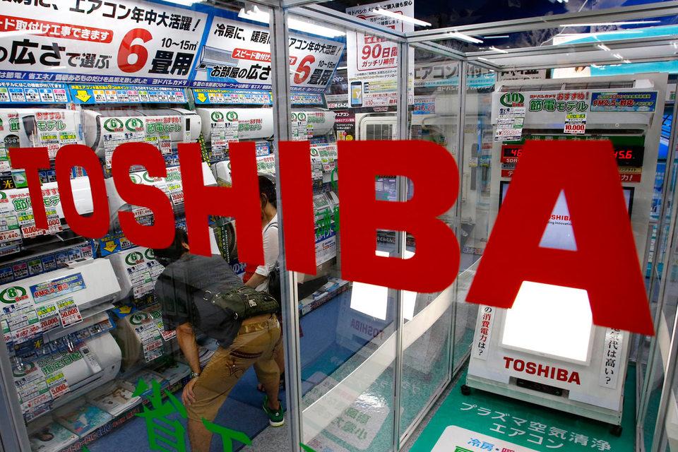 Японскую Toshiba ждет скорая реструктуризация