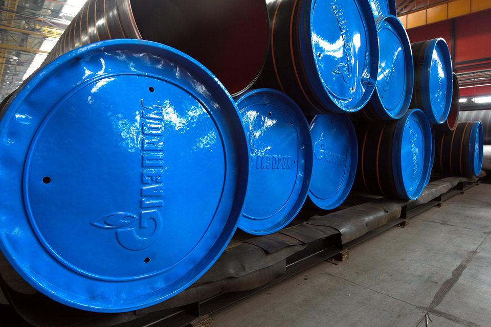 «Газпром» договорился с трубниками о новой формуле цены на трубы большого диаметра