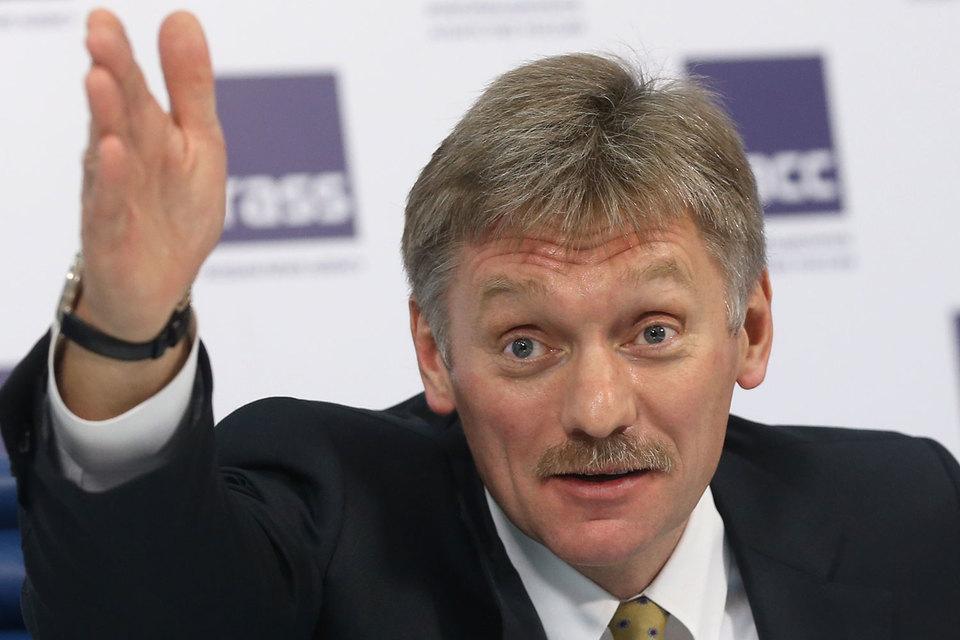 Песков не увидел связи Кадырова с нападением на Касьянова