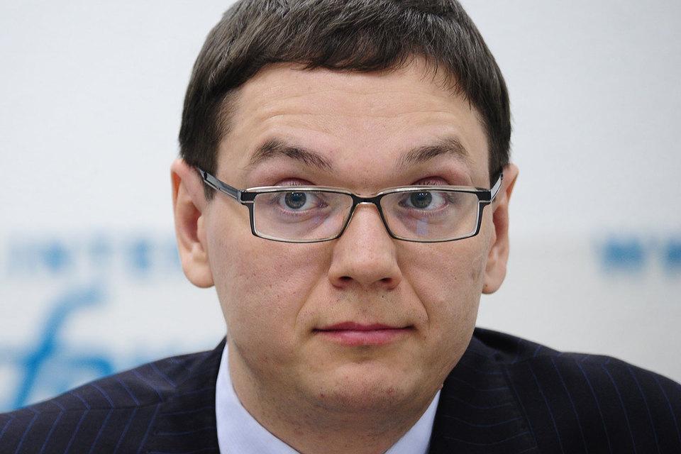Председатель «Агоры» Павел Чиков