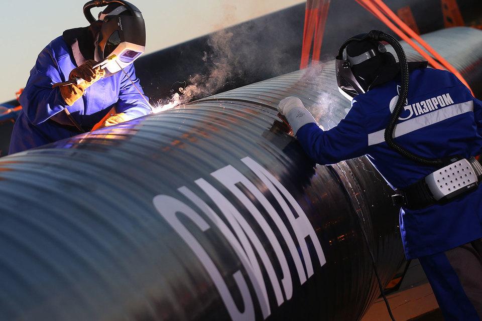 Только на «Силу Сибири» (входит в Восточную газовую программу) «Газпром» планировал потратить в 2015-2017 гг. 480 млрд руб., оценивал зампред компании Андрей Круглов