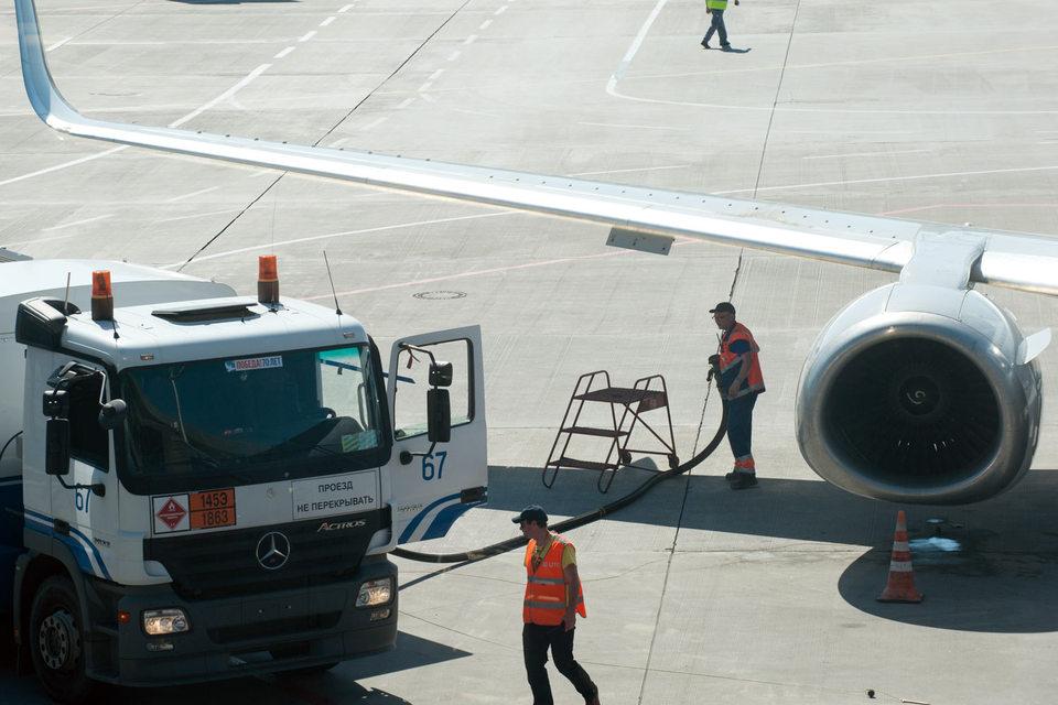 Авиатопливо в аэропортах России дороже, чем в Европе