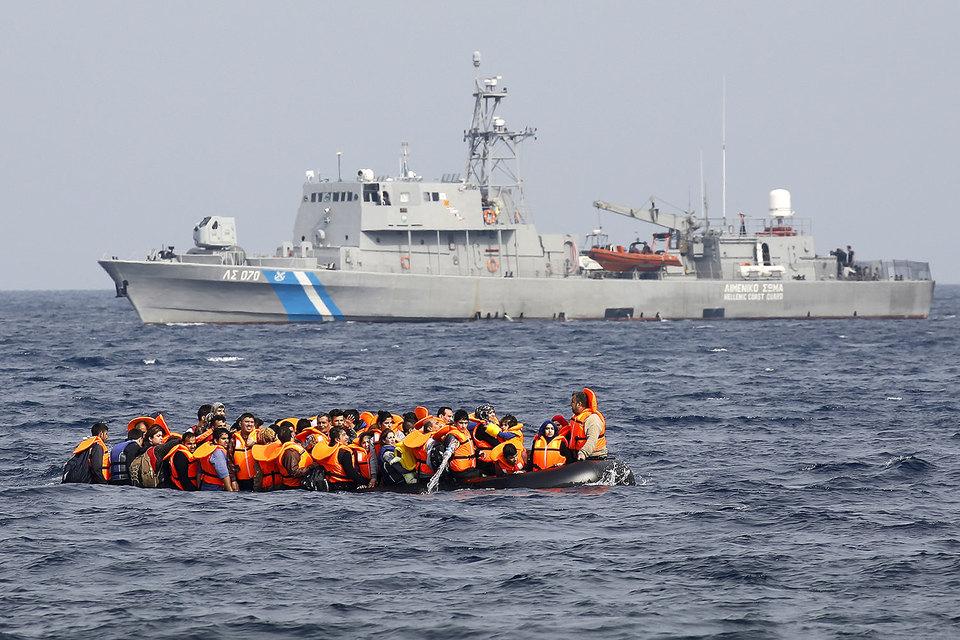 В Эгейском море будет развернута вторая военно-морская группа НАТО