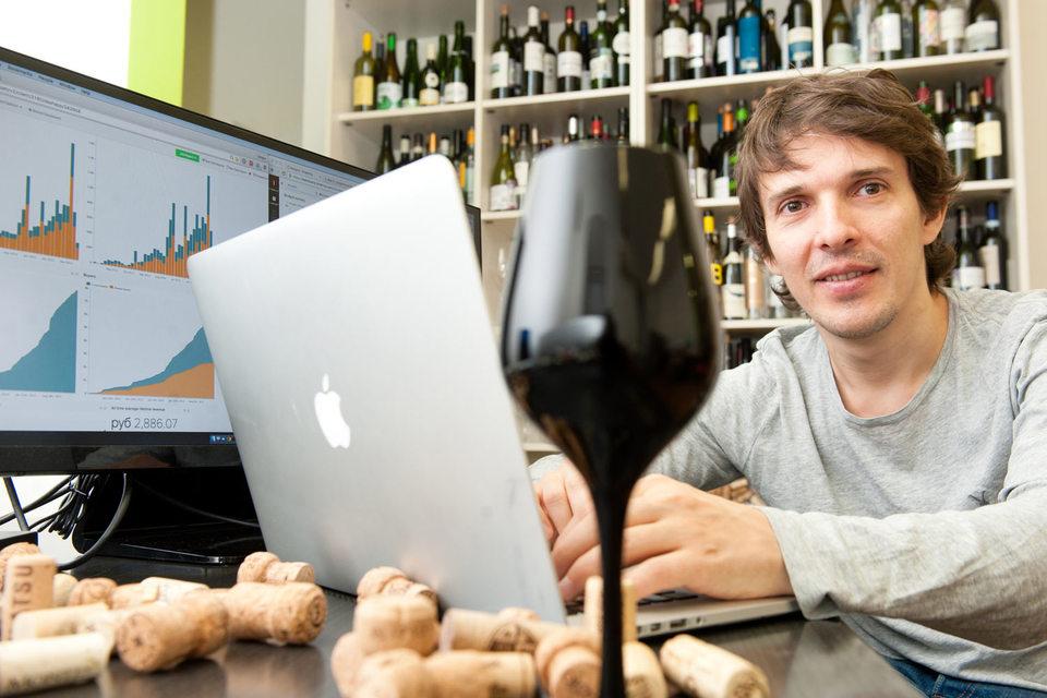 Увлечение винами для математика Сергея Курловича со временем превратилось в самостоятельный и динамичный бизнес