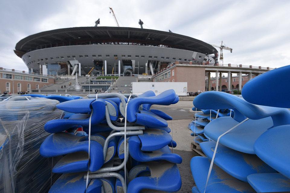 «Зенит» стал единственным претендентом на управление стадионом на Крестовском острове