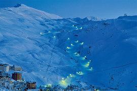 Сьерра-Невада - самый южный горнолыжный курорт Европы