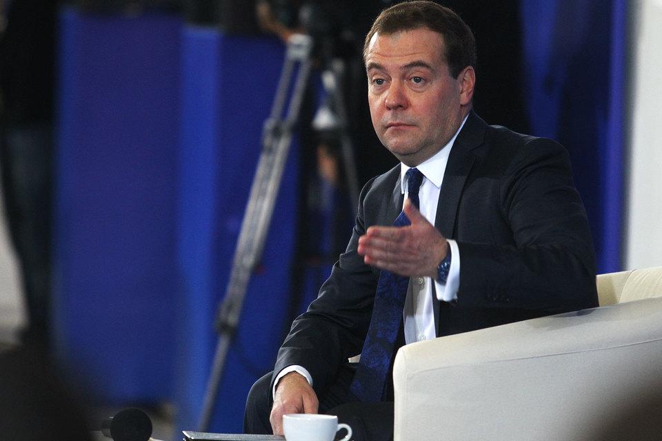 Медведев констатировал проблему коммуникации между Западом и Россией