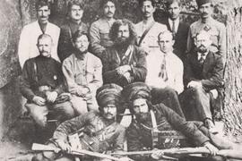 Совет народных комиссаров Персидской Советской республики