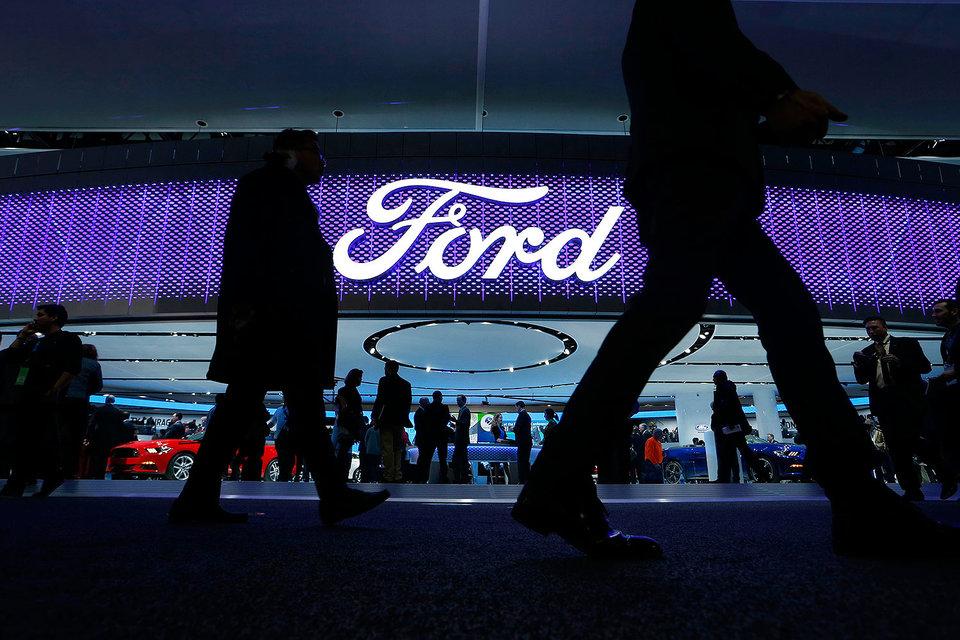 Ford хочет стать технологическим лидером