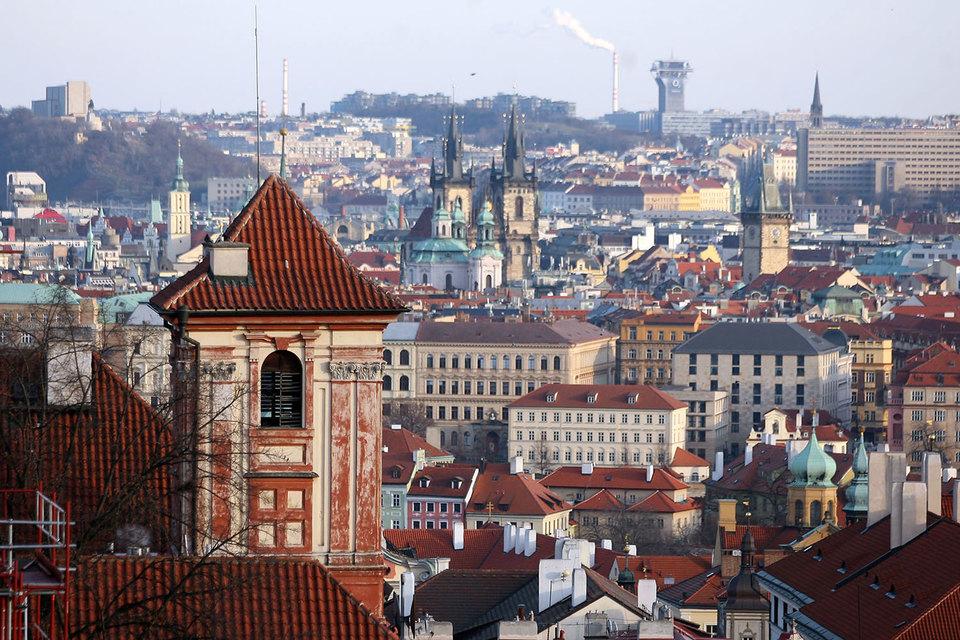 ВВП Чехии в IV квартале 2015 года вырос на 3,9%
