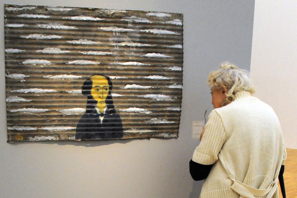 Это портрет Айвазовского